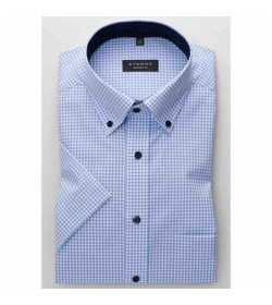 Eterna Comfort fit kort ærmet skjorte 8913 K144 12-20