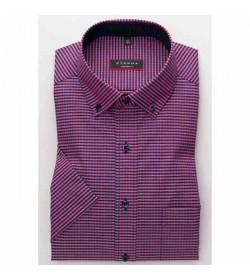 Eterna Modern fit kort ærmet skjorte 8913 C143 58-20