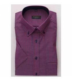 Eterna Comfort fit kort ærmet skjorte 8913 K144 58-20