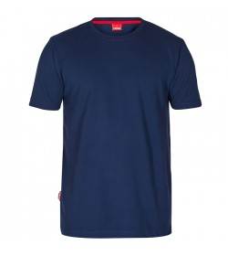 FE-Engel Pique T-Shirt Blue Ink-20