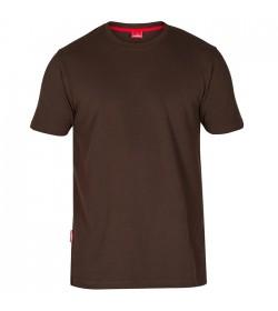 FE-Engel Pique T-Shirt Mokkabrun-20