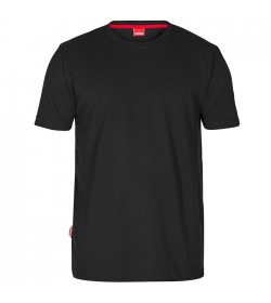 FE-Engel Pique T-Shirt Sort-20