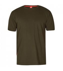FE-Engel Pique T-Shirt Forest Green-20
