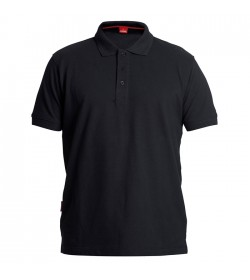 FE-Engel Poloshirt Sort-20