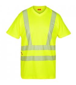 FE-Engel EN 20471 T-Shirt Gul-20