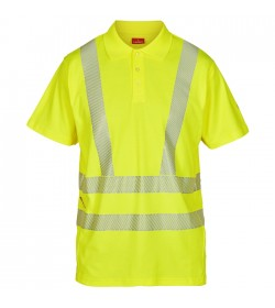 FE-Engel EN 20471 Polo T-Shirt Gul-20