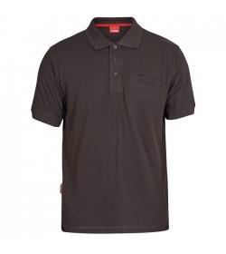 FE-Engel Poloshirt Med Brystlomme Antrazitgrå-20