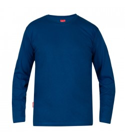 FE-Engel Langærmet T-Shirt Surfer Blue-20