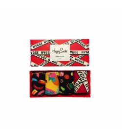 Happy socks Danish Edition 4-Pack Gift Box-20