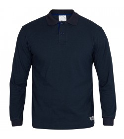FE-Engel Safety+ Poloshirt Marine-20