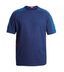 FE-Engel Galaxy T-Shirt Blue Ink/Dark Petrol-20