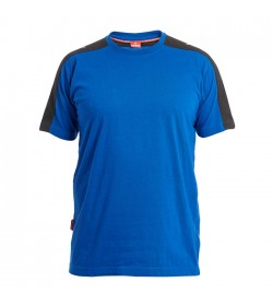 FE-Engel Galaxy T-Shirt Surfer Blue/Sort-20