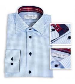 Bosweel kort ærmet skjorte classic fit-20
