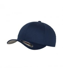 Flexfit cap blå pinstripe-20