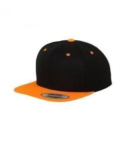 Snapback cap sort/orange-20