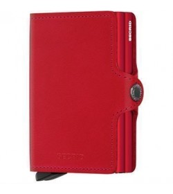 Secrid twin wallet red-red-20