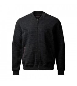 Clipper Zip-cardigan Koks grå-20