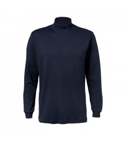 Clipper Turtleneck Mørk Navy-20