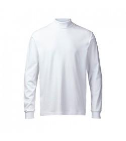 Clipper Rullekrave-pullover Hvid-20