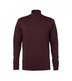 Clipper Rullekrave-pullover Bordeux-20