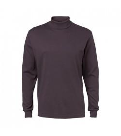 Clipper Rullekrave-pullover Koks grå-20