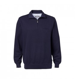 Clipper Sweatshirt Navy-20