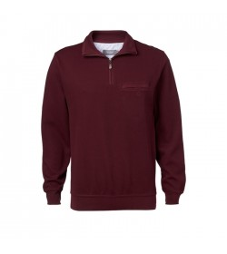 Clipper Sweatshirt Bordeux-20