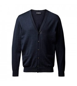 Clipper Cardigan Navy-20