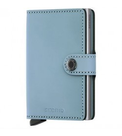 Secrid mini wallet matte blue-20