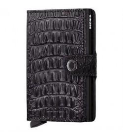 Secrid mini wallet Nile black-20