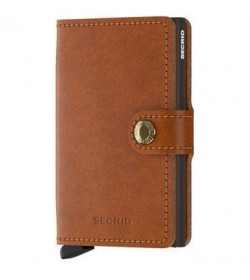 Secrid mini wallet original cognac-brown-20
