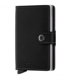 Secrid mini wallet original black-20