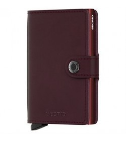 Secrid mini wallet original bordeaux-20