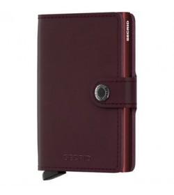 Secrid mini wallet original bordeaux-20