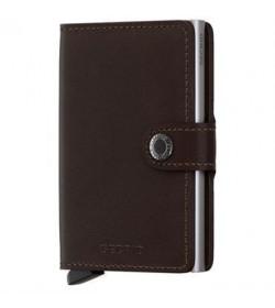 Secrid mini wallet original dark brown-20