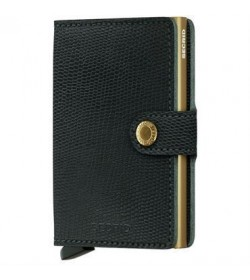 Secrid mini wallet rango green gold-20