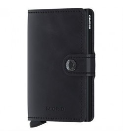 Secrid mini wallet vintage black-20