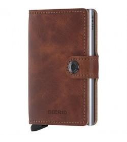 Secrid mini wallet vintage brown-20