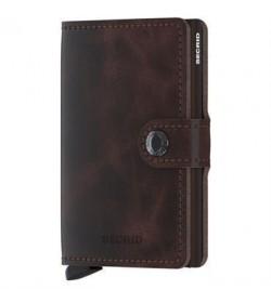 Secrid mini wallet vintage chocolate-20