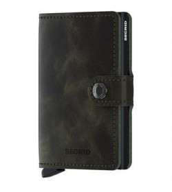 Secrid mini wallet vintage olive-20