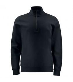ProJob 2128 arbejdssweatshirt med lynlås sort-20