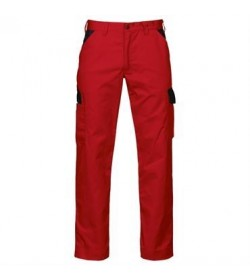 ProJob 2518 arbejdsbukser rød-20