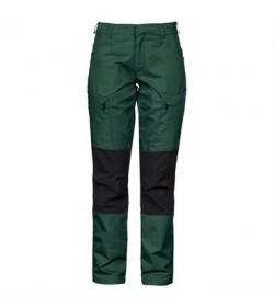 ProJob 2521 dame arbejdsbukser stretch skovgrøn-20