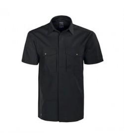 ProJob 5205 arbejdsskjorte sort-20