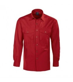 ProJob 5210 arbejdsskjorte rød-20