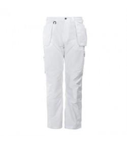 ProJob 5504 arbejdsbukser hvid-20