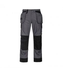 ProJob 5513 arbejdsbukser grå-20