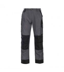 ProJob 5519 arbejdsbukser grå-20