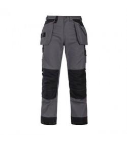 ProJob 5521 arbejdsbukser grå-20