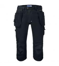 ProJob 5529 arbejdsknickers med forstærkede knæ sort-20